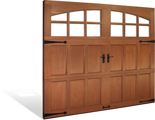 Reserve Semi Custom Doors Central Florida Overhead Door